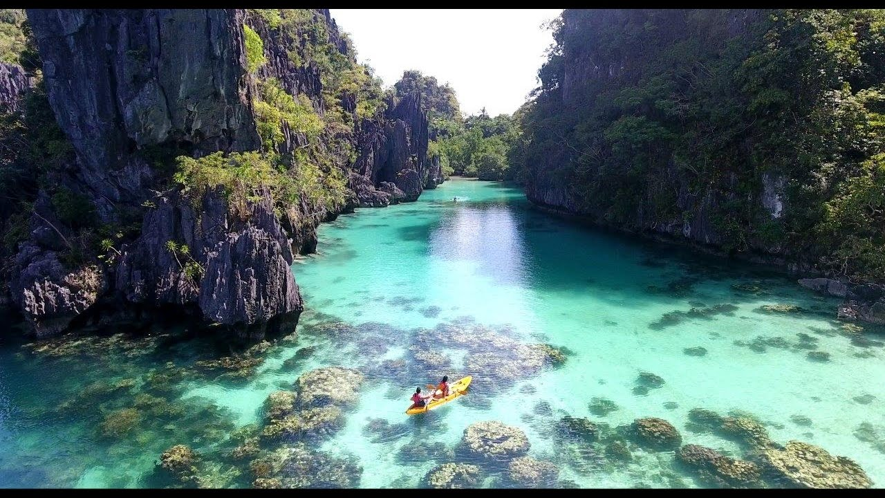 The Most Beautiful Place Philippines Go Pro Hero 5 4k Drone Youtube