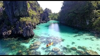THE MOST BEAUTIFUL PLACE - Philippines /Go Pro hero 5 / 4k / Drone
