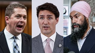 How Trudeau, Scheer, Singh responded to SNC-Lavalin ethics report