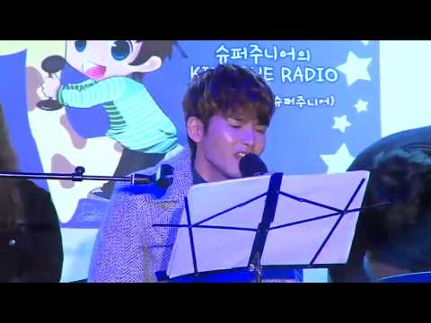 131030 Sukira - Maybe Tomorrow Live by Ryeowook