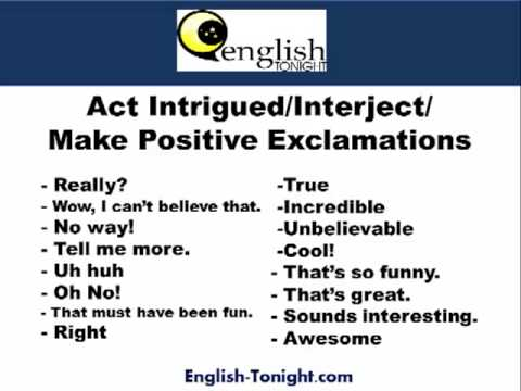 English Conversation Skills How to Keep a Conversation