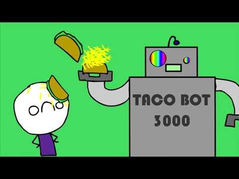 Raining Tacos 24 Hour - the MAXIMUM Raining Tacos allowed by law