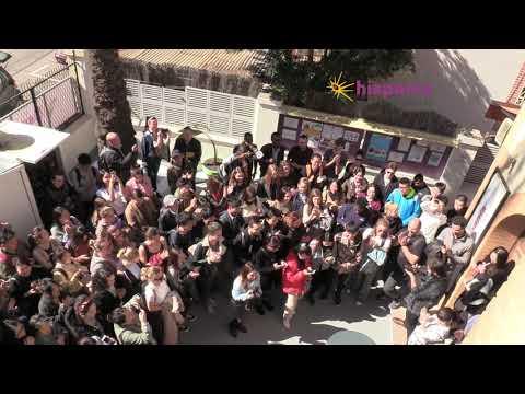 ¡Feliz 17º cumpleaños! Hispania, escuela de español cumple 17 años