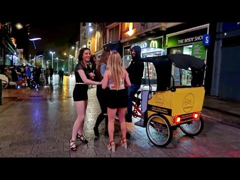 ONE NIGHT in DUBLIN 🍺- Ireland Trip Ep.5 (Temple Bar)