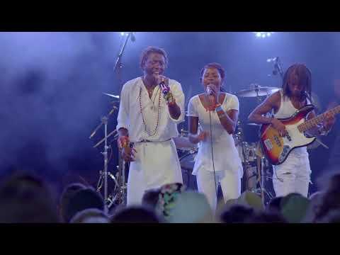Sarabi   'Sheria' Live at  Roskilde Festival 2015