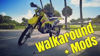 DRZ400 Walkaround & Mods by Chief Jay
