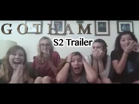 Gotham Season 2 Trailer Reactions