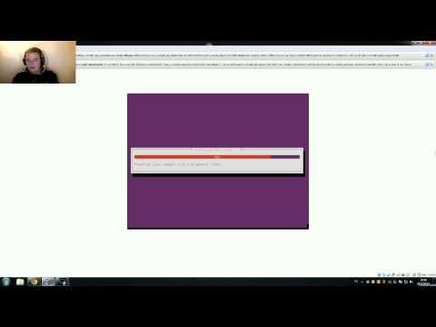 Minecraft szerver készítés linux (Ubuntu server 14.04.2 LTS) - ra #1   Alapok, Linux telepítés