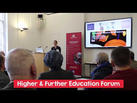 SMP Higher & Further Education Forum - Mia Perry, Glasgow University