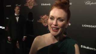 The Hunger Games: Mockingjay Part 1: Julianne Moore