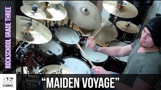 """Maiden Voyage"" Rockschool Grade 3 @ Dunx Drum School"