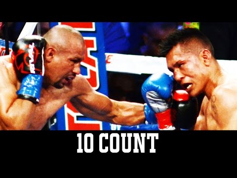 Fight of the Year 2016 - 10 Count