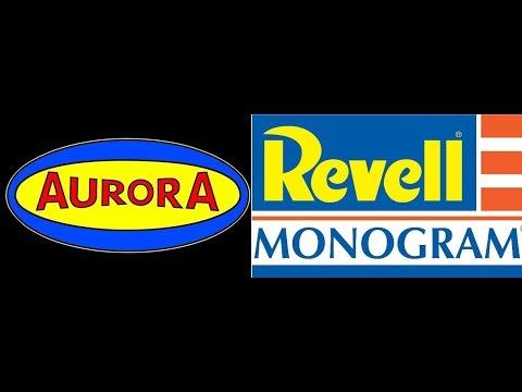 The Aurora, Revell, Monogram Models Story