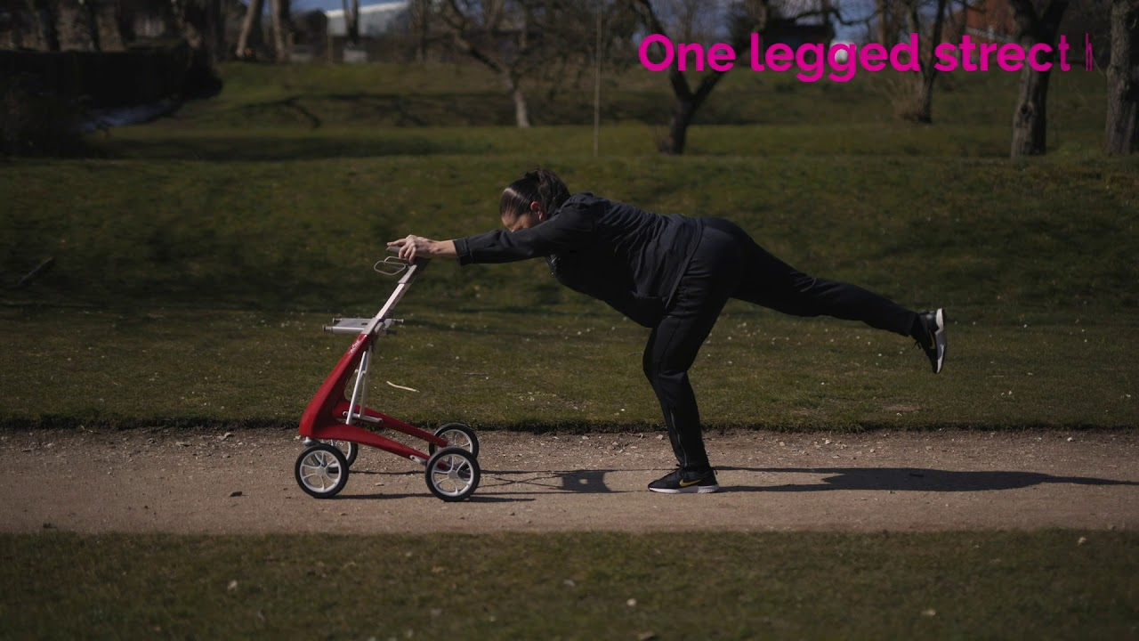 Download Rollator-Fitness -8- Stretching