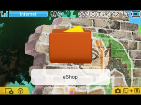 [Update] Nintendo 3DS - HOME Menu and Themes