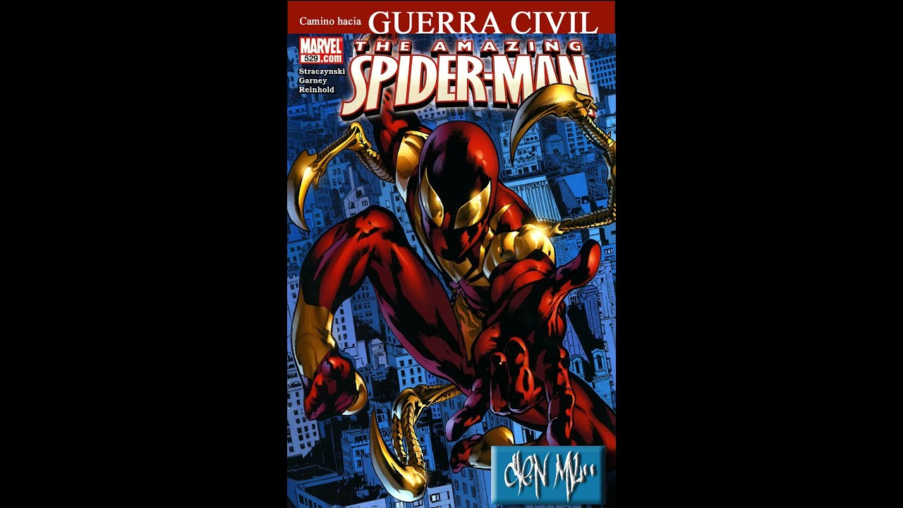 marvel comics guerra civil