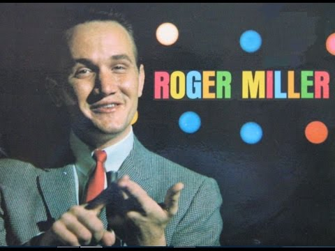 """""""Tunes That Launched The Roger Miller Career"""" FULL RCA Camden ALBUM 1964"""