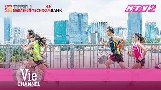 Bền sức vững năng lượng cùng TECHCOMBANK HO CHI MINH CITY INTERNATIONAL MARATHON