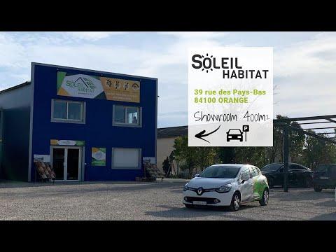 Visite rapide de notre Showroom ! Soleil Habitat France