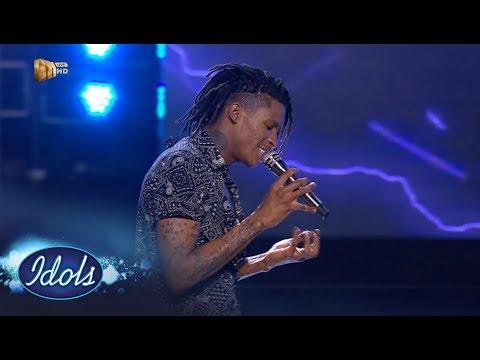 Top 2 Reveal: Thato - 'If' – IdolsSA   Mzansi Magic