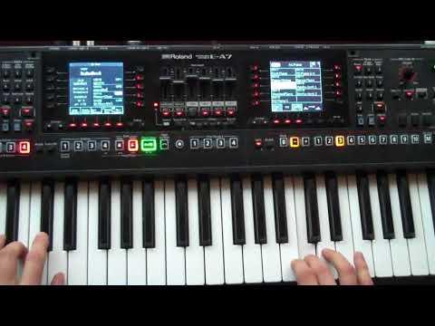 Roland EA7  