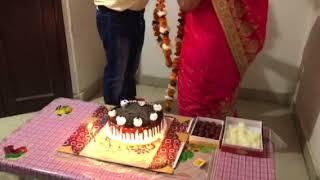 Sunil singh marriage anniversary delhi india
