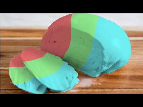 Rainbow Mozzarella  DIY Test 9