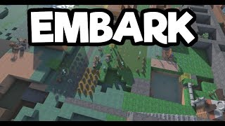 Colony Building on a Hostile World! - Embark Gameplay Impressions 2019 thumbnail
