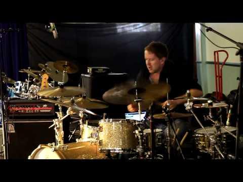 Karl Brazil @ UK Custom Drum Festival 2009