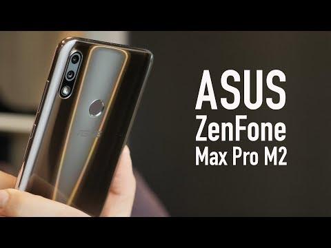 Обзор Asus ZenFone Max Pro M2. Спустя 100 обновлений..