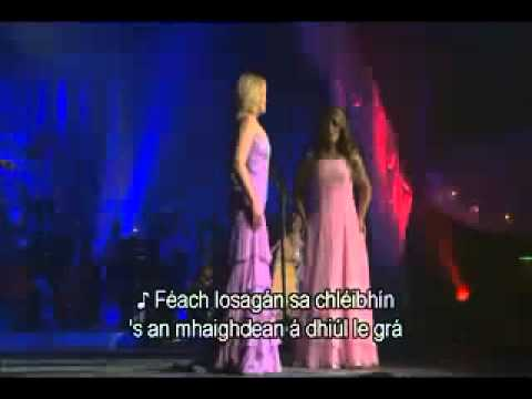 Celtic Woman - A Christmas Celebration - Don Oiche Ud Mbeithil
