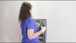 How to Install an Elkay Liv Pro in-wall Filtered Water Dispenser