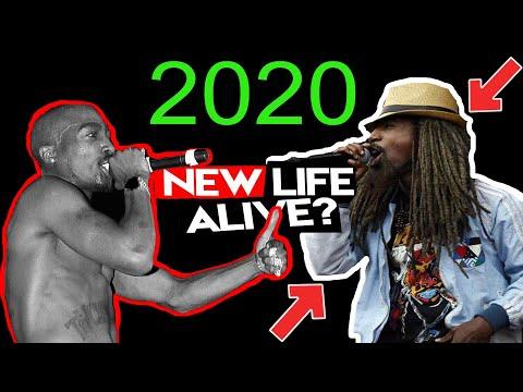 TUPAC SHAKUR is STILL ALIVE | NEW LIFE 2020 | Secret Information 1
