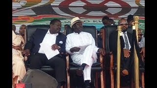 This time round we shall not accept and move on - Raila Odinga