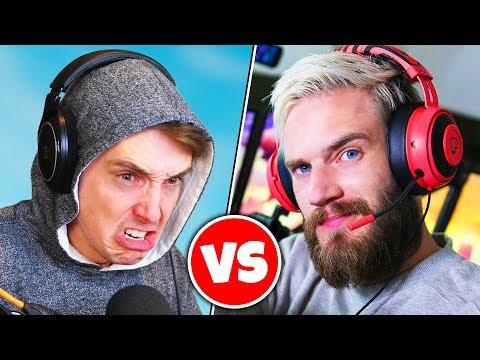LAZAR vs PEWDIEPIE in Minecraft (FINALE)
