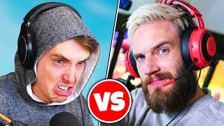 LAZAR vs PEWDIEPIE in Minecraft (FINALE)