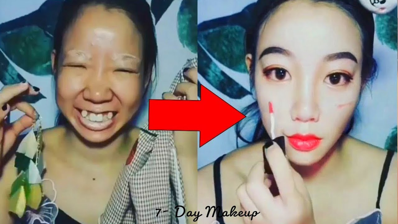 10 Amazing Makeup Transformations 😱 The Power of Makeup ! Amazing Makeup Tutorial Compilations