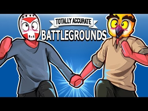 LET GO OF MY HAND! (Helicopter Ride) - Totally Accurate Battlegrounds