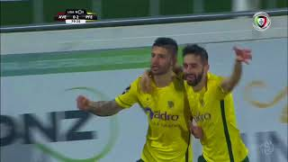 Video Gol Pertandingan Aves vs Pacos de Ferreira