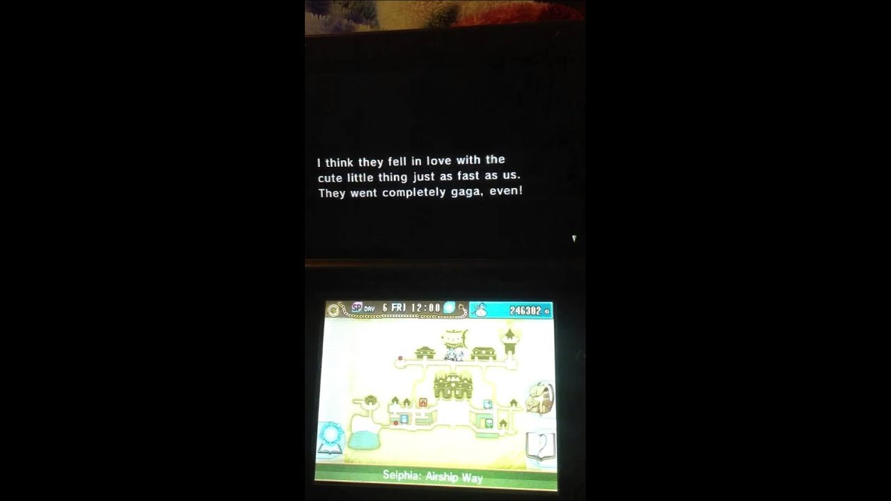 Rune factory 4 dating events