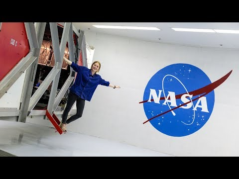 Tested at NASA Ames Research Center (with Simone Giertz!)