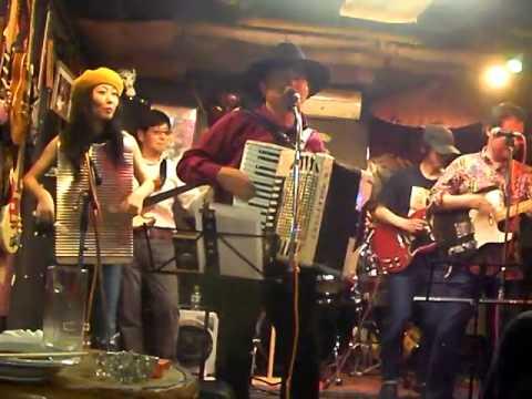 ZYDECO SHICKS 1st LIVE in OSAKA JAPAN