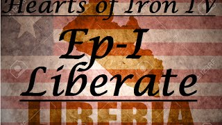 HOI4 [Veteran Attempt] - Liberian Liberation - #1