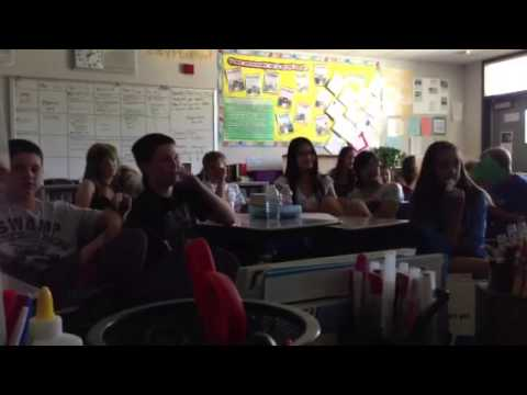 6th Graders React To Birth Scene In Family Life Video