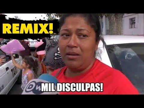 LADY FRIJOLES REMIX - MIL DISCULPAS - PIDO PERDÓN A MÉXICO