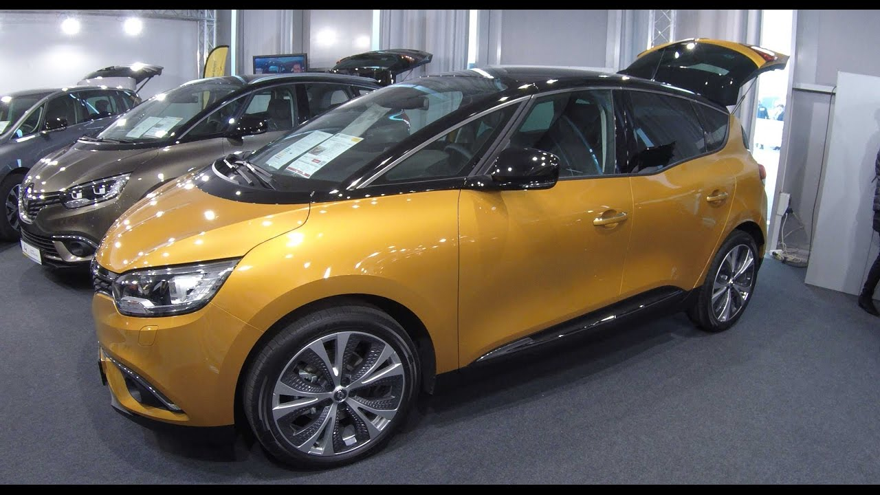 renault scenic compilation 2 yellow and silver colour. Black Bedroom Furniture Sets. Home Design Ideas