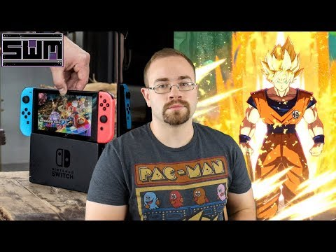 News Wave!  Nintendo Switch Tops September Sales Charts And Nappa Revealed For DB Fighterz!