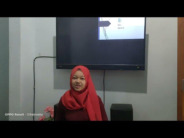 (RGSM) Bahasa Indonesia -Rahmalita 9B - Fiksi Nonfiksi