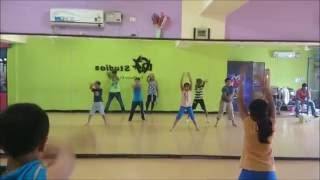 Gambar cover Dze Dance Studios- Contemporary Dance Basics- Kids