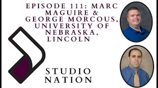 Studio Nation Episode 111 - University of Nebraska
